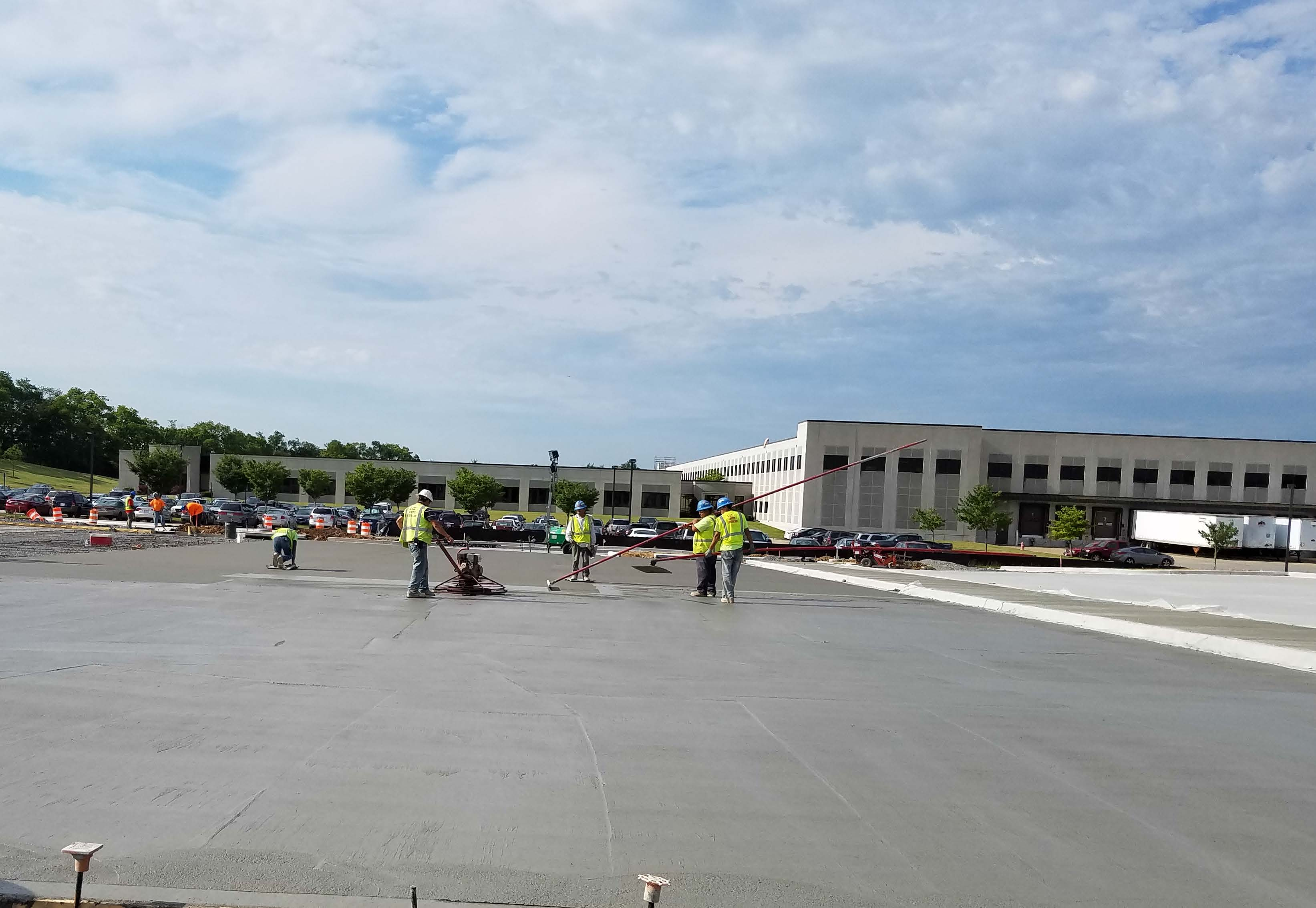 Featured Project Search   MK Concrete Construction