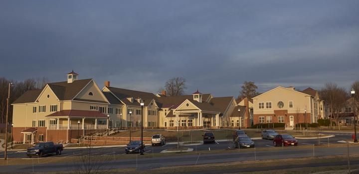 Brooke Grove Retirement Village - Front
