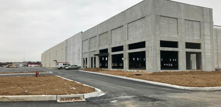 Liberty at Middlesex - MK Concrete Construction | Maryland