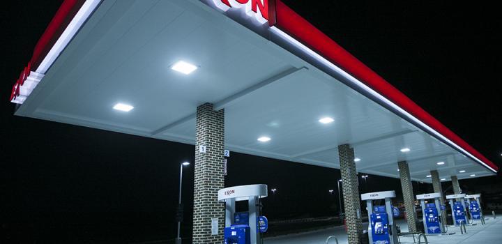 Ac Amp T Falling Waters Exxon Mk Concrete Construction