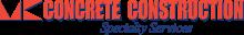 Morgan Keller Specialty Concrete Logo